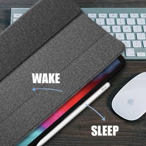 sleep wake