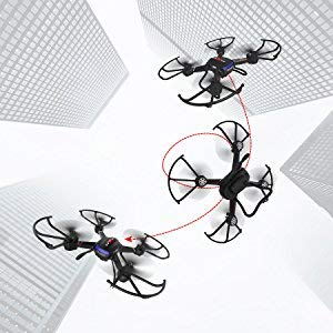 4-Holy Stone Drone with HD Camera F181C RC Quadcopter RTF 4 Channel 2.4GHz 6-Gyro