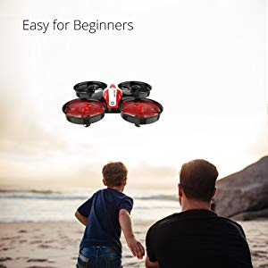 2-Holy Stone HS210 Mini Drone RC Nano Quadcopter Best Drone for Kids and Beginners