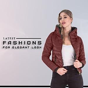 Latest Fashions for Elegant Look