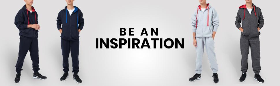 Be a inspiration