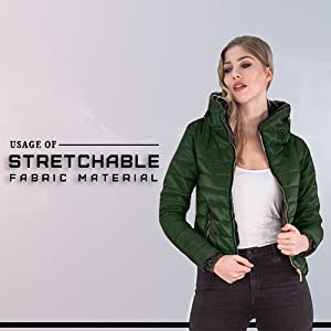 Stretchable Fabric Material