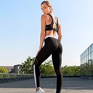 sports bra strappy back
