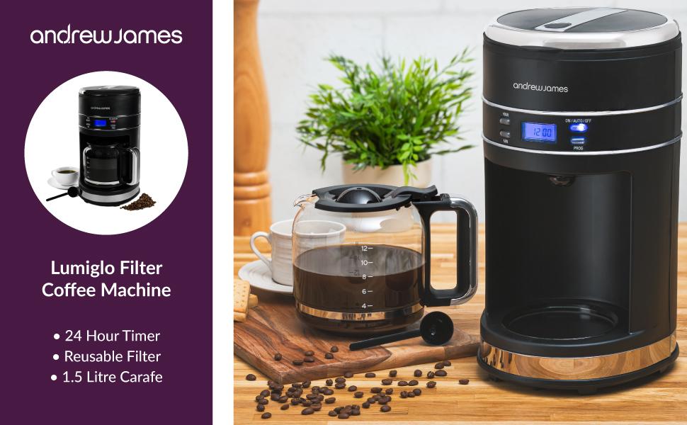 Filter Coffee Machine Maker