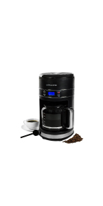 andrew james lumiglo coffee maker