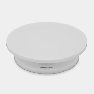 Kitchen Creations White Plastic Dishes