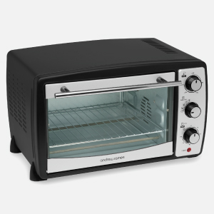 Andrew James Mini Oven Electric Cooker And Grill 20l