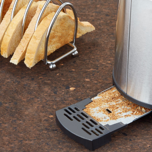 Andrew James Argentum Toaster And Kettle Set 2 Slice