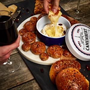 Camembert Baker Andrew James
