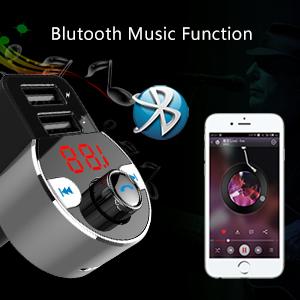 bluetooth music player