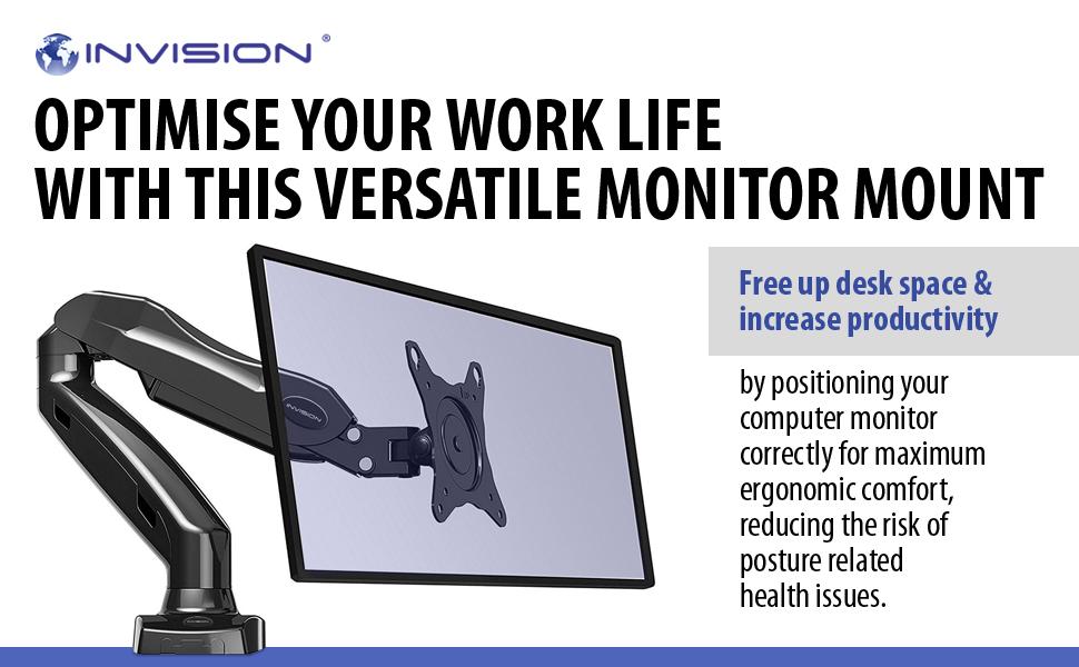 pc monitor stand versatile monitor mount