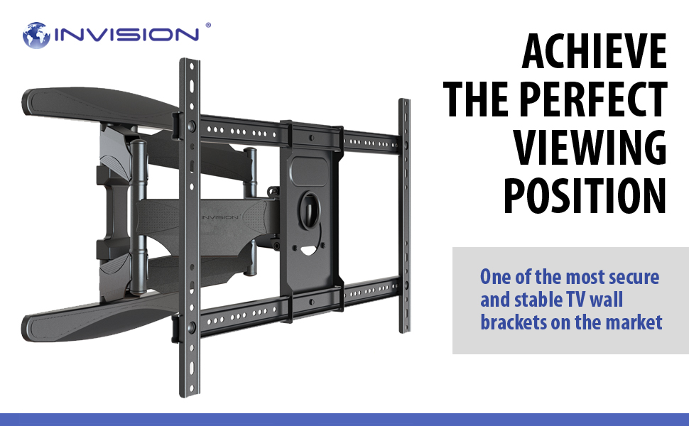 stable wall mount tv bracket