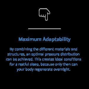 Maximum Adaptibilty