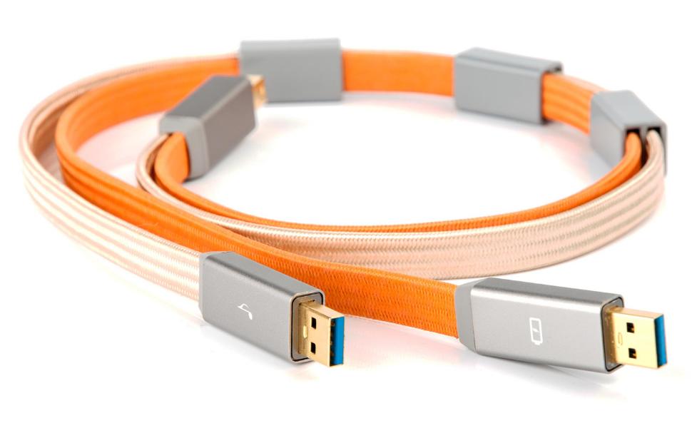 Ifi Audio Gemini3 0 Audiophiles Usb Kabel Elektronik