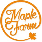 ORGANIC maple syrup - Grade A (Dark, Robust taste) - 1 liter (1,35 Kg) - BIO maple syrup - VEGAN 15