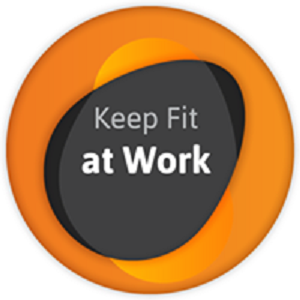 Office fitness keep fit at work