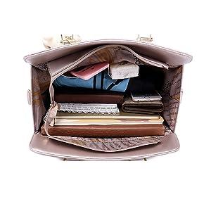 bag and purse set women