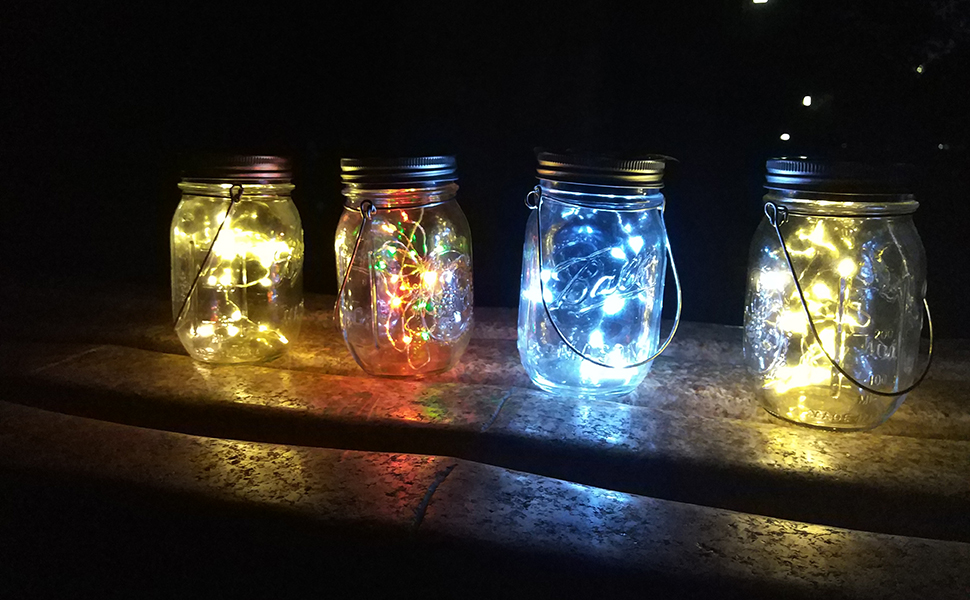 String Christmas Lights On House