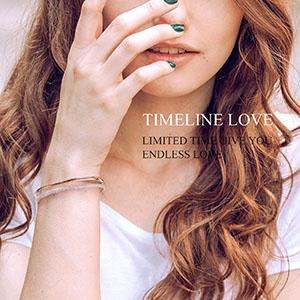 timeline series bangles