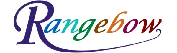 Rangebow logo doodle mats