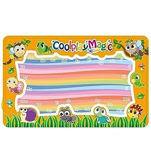 Doodle mat