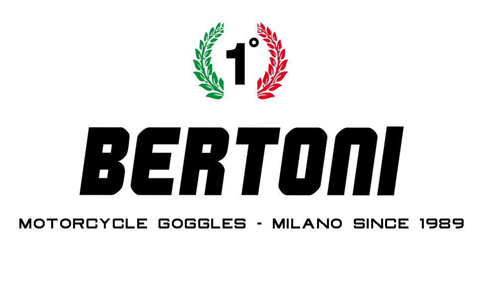 8e5924d0e6 Bertoni Motorcycle Glasses Photochromic - Optical Removal Clip for ...