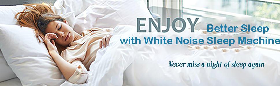 white noise sleep machine