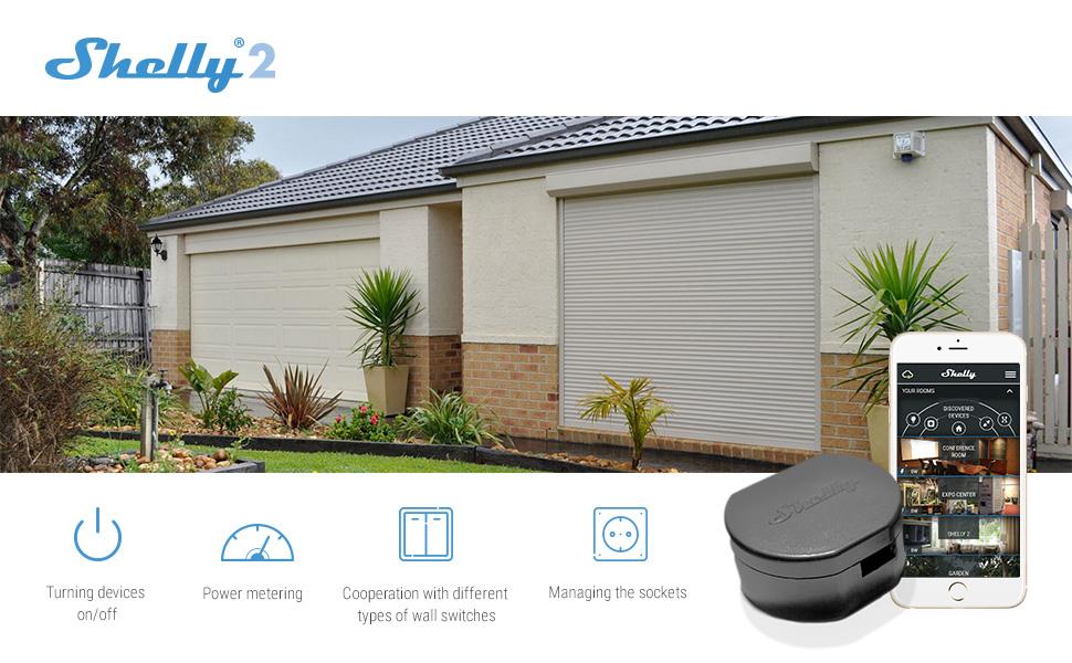 shelly 2 wifi smart switch doppel schalter realis computer zubeh r. Black Bedroom Furniture Sets. Home Design Ideas