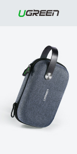 travel carrying case small hard case