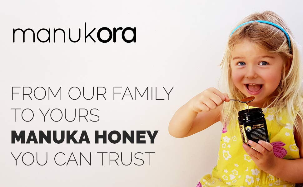The Trust of Manuka honey