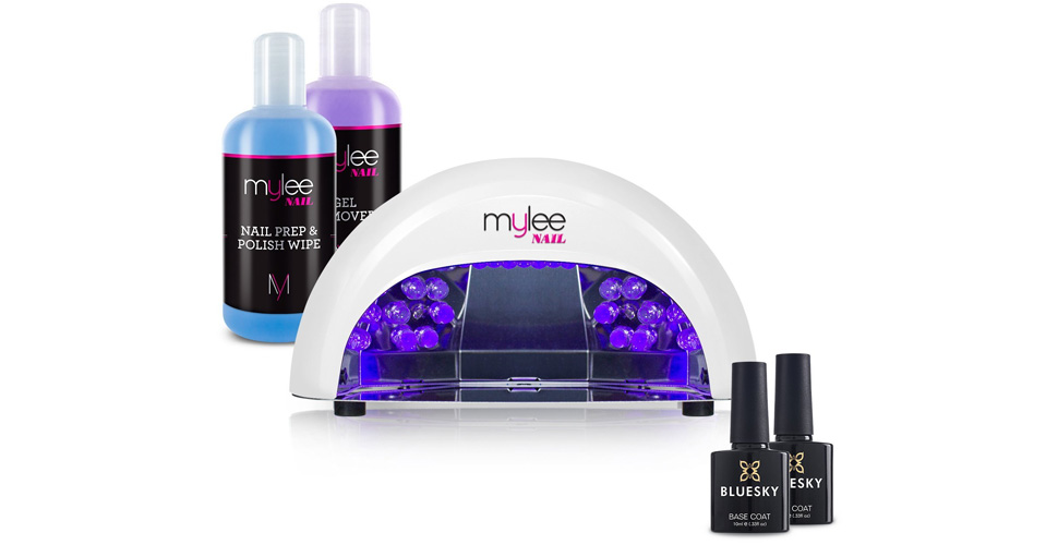 Mylee UV LED Gel Nail Curing Lamp Kit, Professional High Quality ...