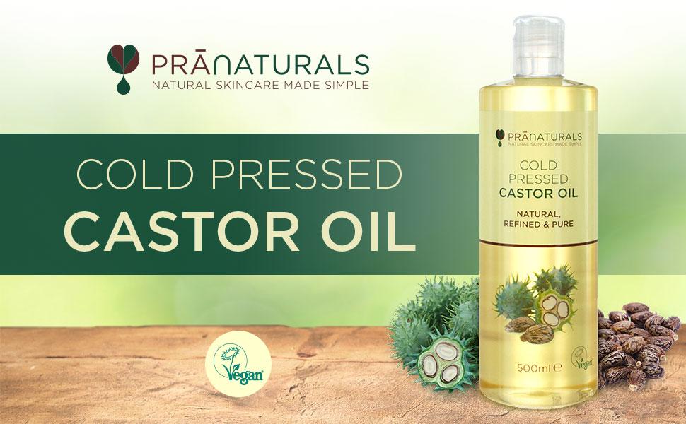 Castor Oil Banner