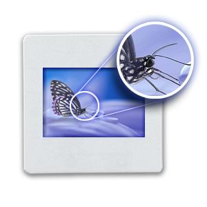 7200DPI high resolution