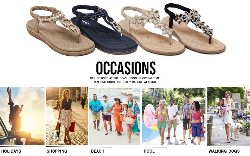 7d568423f3df02 ... suitable for girls and ladies womens. This Thong Sandals go perfect  with most summer outfits