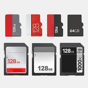 usb c adapter für SD und Micro SD Karte