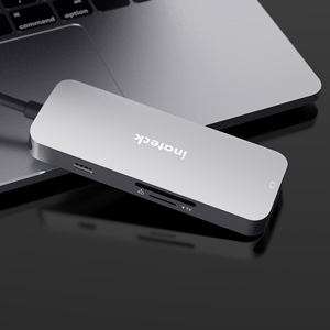 USB C Aluminium Hub