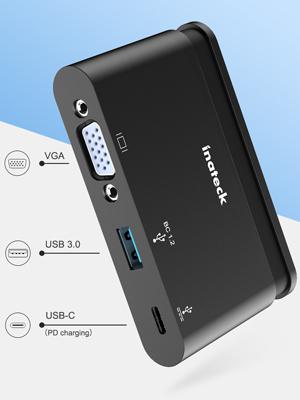 3 in 1 USB C Hub