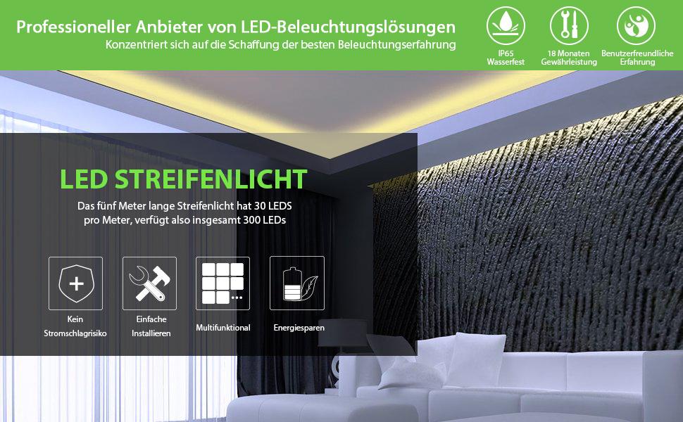 Charmant Wie Man Led Kann Lichter Installieren Fotos - Elektrische ...