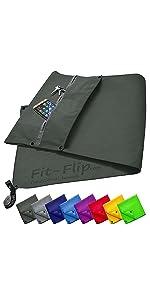 Fitnesshandtuch Fit-Flip