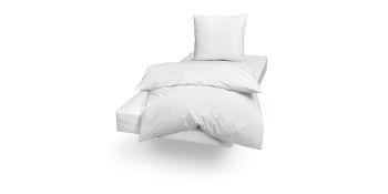 Lot de 2 taies d'oreiller, couverture, matelas et oreiller 20 25 cm, 40 80 60 50 90 70 cm, famille au choix.
