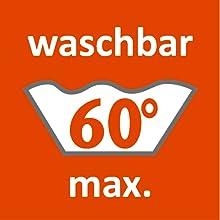 Wasbaar op 60 graden