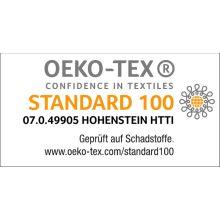 Certifié Öko-Tex Öko-Tex Öko-Tex, Öko-tex - Stiftung Warentest Hohenstein Institut vainqueur du test Ökotest