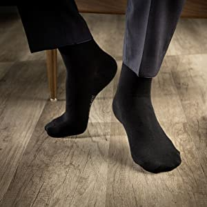 GREYLAGS Socken Socks Businesssocken für Männer und Frauen Premium Cotton Herrensocken Baumwolle 43