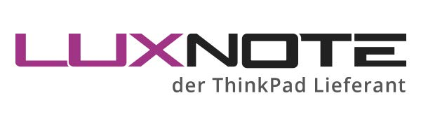 Luxnote Lenovo ThinkPad Notebook Laptop Refurbished Generalüberholt