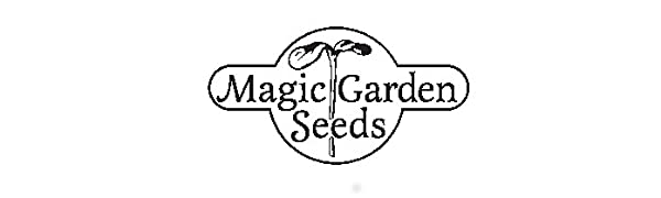 Magic Garden Seeds-Logo