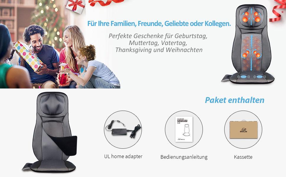 Perfekte Geschenke für Familien, Freunde, Geliebte oder Kollegen