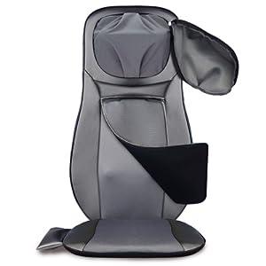 shiazu auflage automassagematte rückenmassagegerät vibration