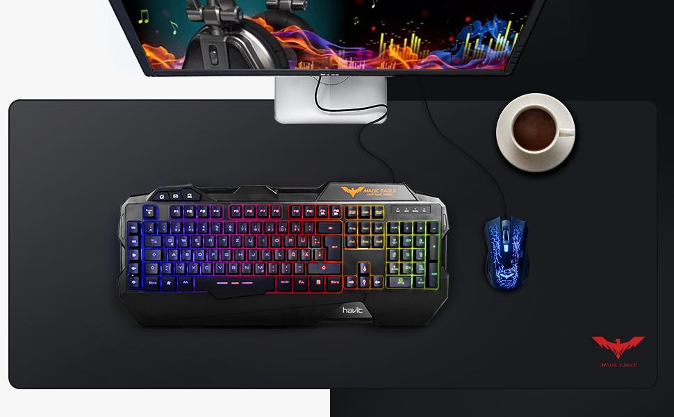 gaming tastatur und maus set