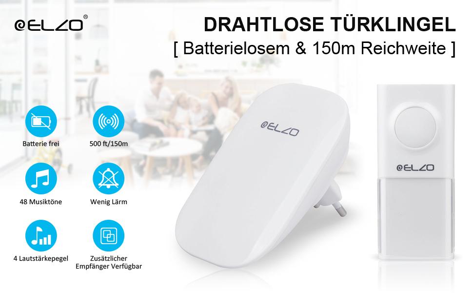 Pepeo 132201302 Energiespar Deckenventilator Turno wei/ß inklusive Fernbedienung 240 V