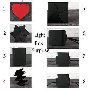 Kreative Überraschung Box